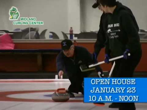 Midland Curling Center - Open House