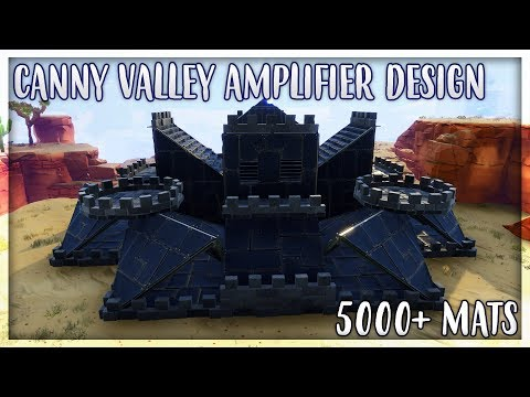 Canny Valley Amplifier 2 - Fortnite Save the World thumbnail