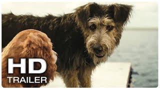 LADY AND THE TRAMP Trailer #2 Official (NEW 2019) Disney Live Action Movie HD