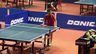 Table Tennis National Championship INDIA 2015