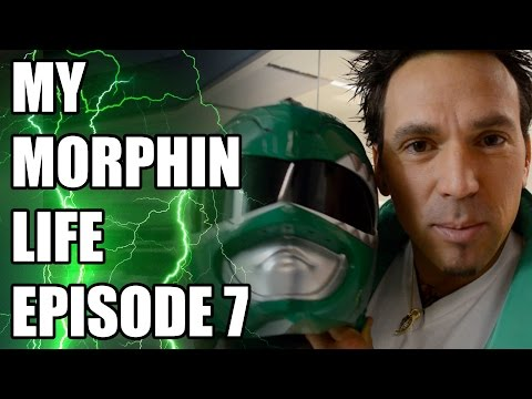 MY MORPHIN LIFE - Episode 7 - JASON DAVID FRANK