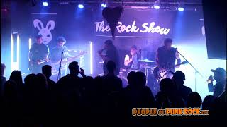 THE ROCK SHOW - Take It Away (The Used) @ L'Anti, Québec City QC - 2018-02-10