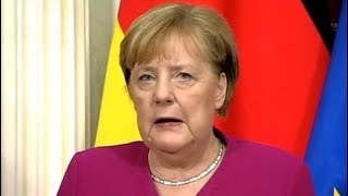 Libyan peace talks to be held in Berlin  Angela Merkel