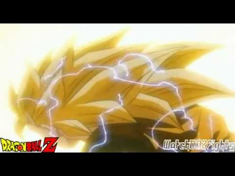 Goku Goes Super Saiyan 3 For Goten And Trunks video