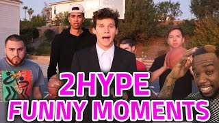 2HYPE FUNNIEST MOMENTS 😂 TRY NOT TO LAUGH!
