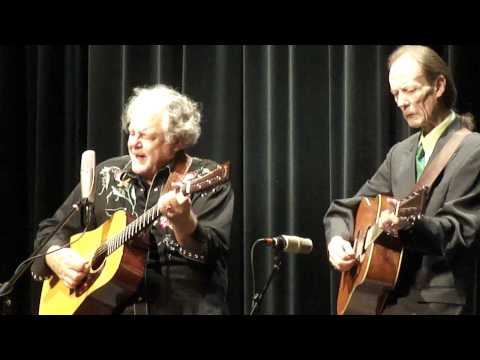 Cold Rain&Snow - Peter Rowan Tony Rice Walker Center Merlefest 25