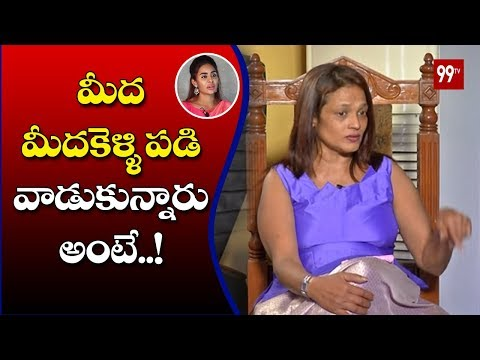 Disco Shanti Reaction on Tollywood Casting Couch | 99 TV Telugu