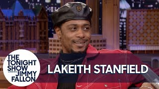 "Lakeith Stanfield First Learned About Friends from Jay-Z's ""Moonlight"" Video"