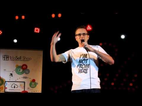 Jim Williams Na Występie Stand Up Szczecin