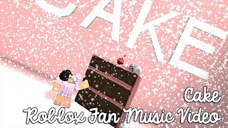 Melanie Martinez - Cake (Roblox Fan Music Video)