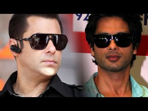 Am A HUGE Salman Khan Fan: Shahid Kapoor