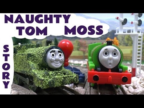 Tom Moss The Prank Engine Thomas & Friends Funny Kids Toy Story Percy James Toby Gordon Episode 3