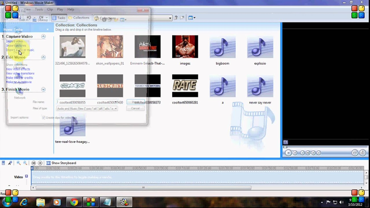 Windows 7 no movie maker
