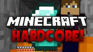 Hardcore Minecraft: Episode 78 - Diamond Mine!