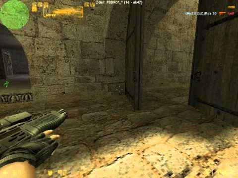 Counter Strike 1.6 No Steam Gun Game mod