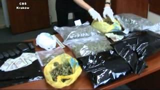 Malopolanin.pl: Rozbito gang natkotykowy działający w Małopolsce