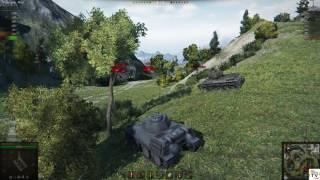 Командные бои в World of Tanks  жесть слив!!!!!