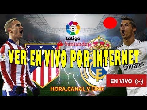 REAL MADRID VS ATLETICO MADRID EN VIVO 18/11/2017.  El Derbi |Horario y canales TV. thumbnail