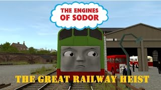 S4 Ep. 1: The Great Railway Heist