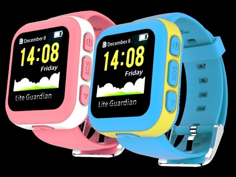 Lite Guardian - GPS Kids Tracking Watch - Part 3 Settings