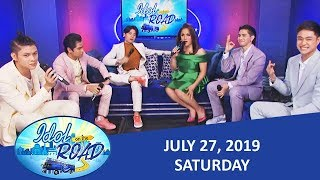 Idol On The Road with KaladKaren and BoybandPH | July 27, 2019