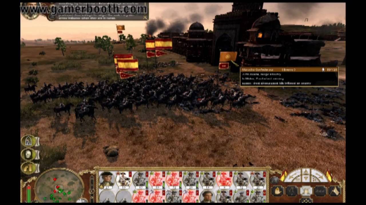 empire total war how to play spain