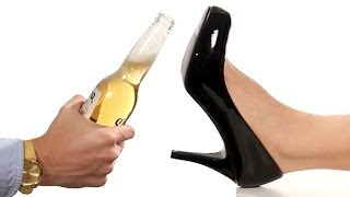 Several Ways To Open A Bottle Without a Bottle Opener