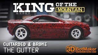 Terry Hill vs. Guitarded & Broke - King of the Mountain Custom Hot Wheels Diecast Racing