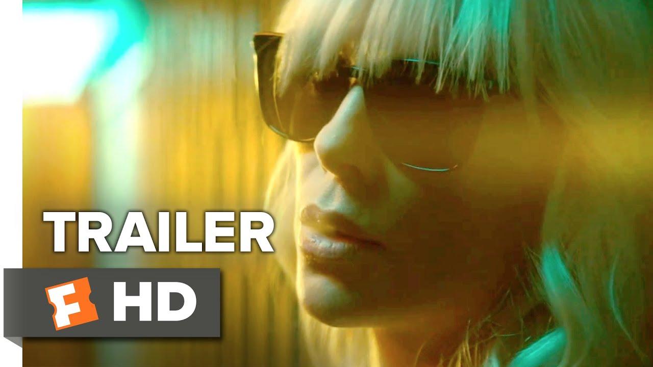 Atomic Blonde International Trailer #2 (2017)   Movieclips Trailers