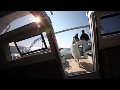 Beneteau Sense 50 video - Yachting World