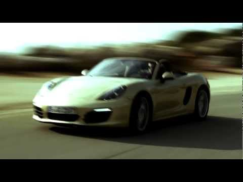 Peak Performance: The new Porsche Boxster