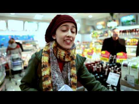 Christmas Flash Mob in SAS supermarket (official version)