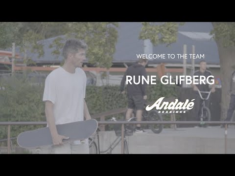 Rune Glifberg - Welcome To Andale