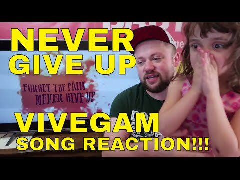 NEVER GIVE UP VIVEGAM Song Reaction!!! ENGLISH LYRIC - ISMDTs