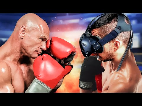 JE N'AI JAMAIS EU AUSSI CHAUD !! - HTC VIVE - thrill of the fight