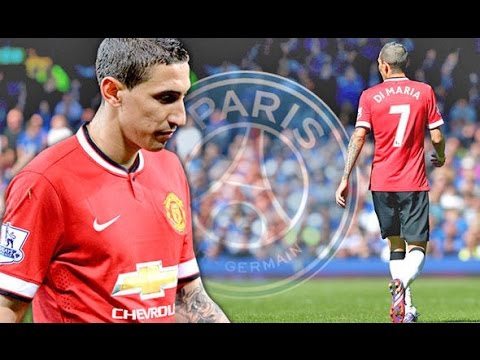 Angel Di Maria Welcome To PSG • Angel Di Maria Skills , Assist & Goals 2015