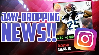 AT LAST!! JAW-DROPPING NEWS ABOUT THE CHANNEL, GIVEAWAYS, AND WHAT EA NEEDS TO DO TO REVIVE MADDEN!