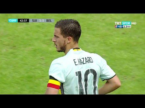 Eden Hazard vs Switzerland (Away) 15-16 HD 720p By EdenHazard10i