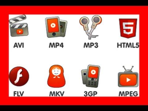 Como Converter Formatos de Vídeos Grátis   MP3, MP4, AVI, XBOX e outros