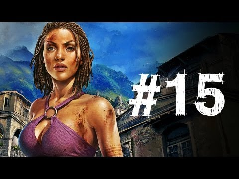 Dead Island Riptide Gameplay Walkthrough Part 15 - The Descent - Chapter 6