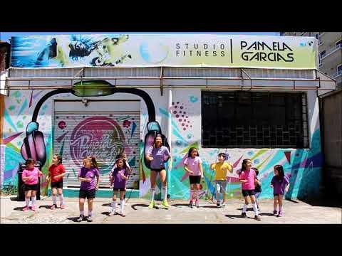 LOCO ENAMORADO / Abraham Mateo, Farruko, Christian Daniel - COREOGRAFÍA ZUMBA KIDS