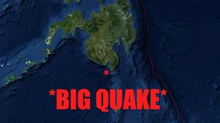 Tsunami Watch! *Big Quake* Rocks South Pacific Massive 7.2! Coastal Philippines on Alert (Videos) OYEP
