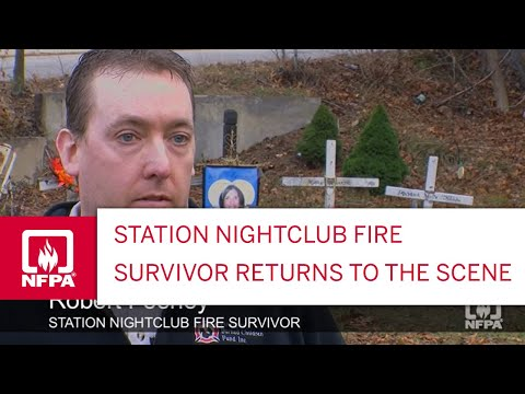 NFPA Journal - Surviving the Station Nightclub Fire