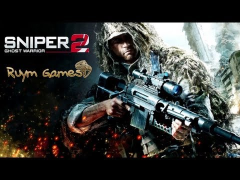 Sniper Ghost Warrior 2 - GTX 460