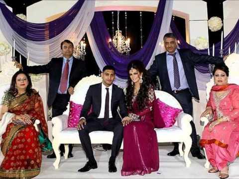 Amir Khan Engagement With Faryal Makhdoom   King Khan Pictures! Desispy Com video