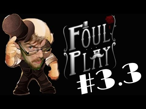 Прохождение Foul Play #3.3 - Суд Короля Нептуна | The Court of King Neptune
