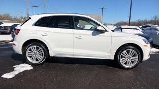 2018 Audi Q5 Lake forest, Highland Park, Chicago, Morton Grove, Northbrook, IL AP8522