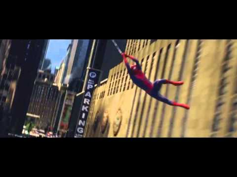 Spider-Man all swinging scenes [Tobey Maguire & Andrew Garfield]