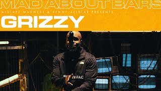#150 Grizzy - Mad About Bars w/ Kenny Allstar [S4.E8]   @MixtapeMadness