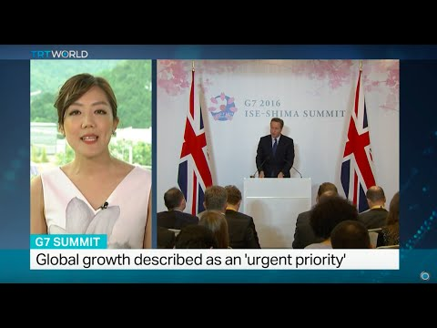 World leaders attended G7 meeting in Japan, Mayu Yoshida reports
